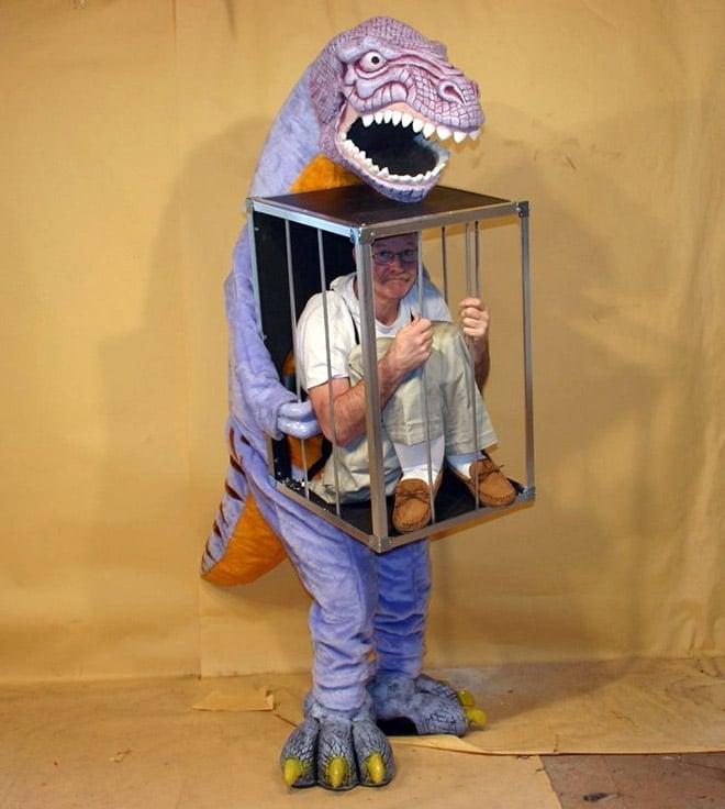 интересный костюм на Хэллоуин