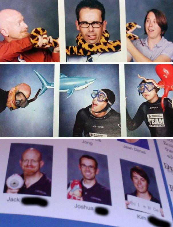 фото учителей в выпускном альбоме
