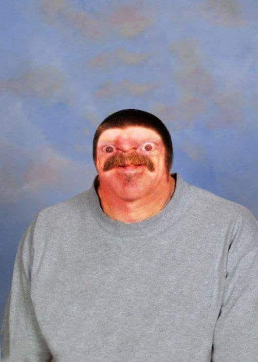 мужчина фотошоп