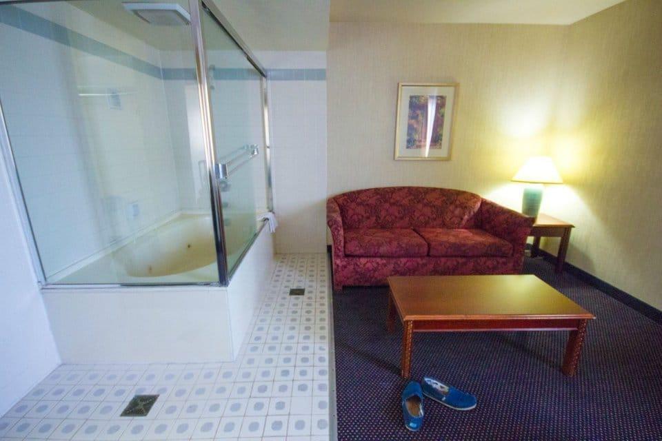 необычный номер в гостинице