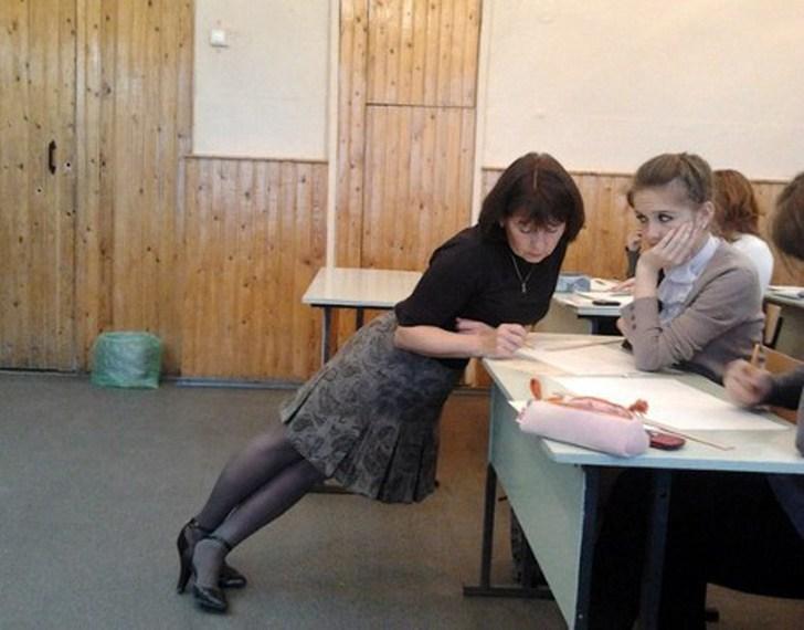 школьная учительница