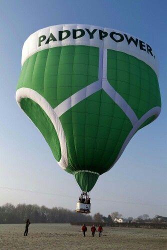 воздушный шар в виде трусов