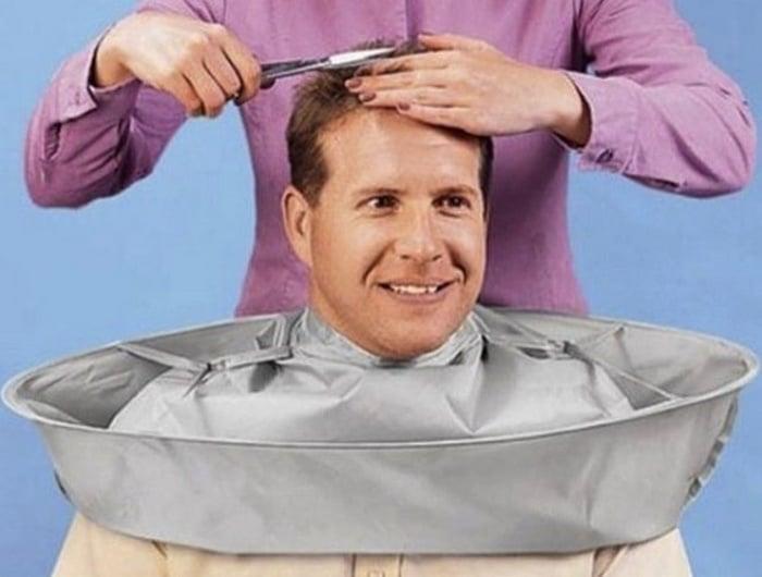 парикмахер и клиент