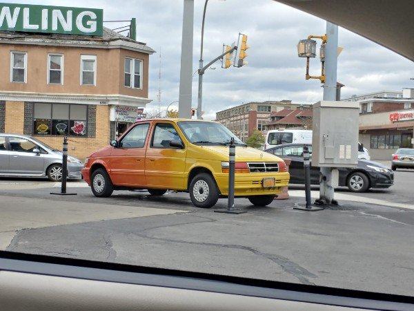 машина с двумя капотами