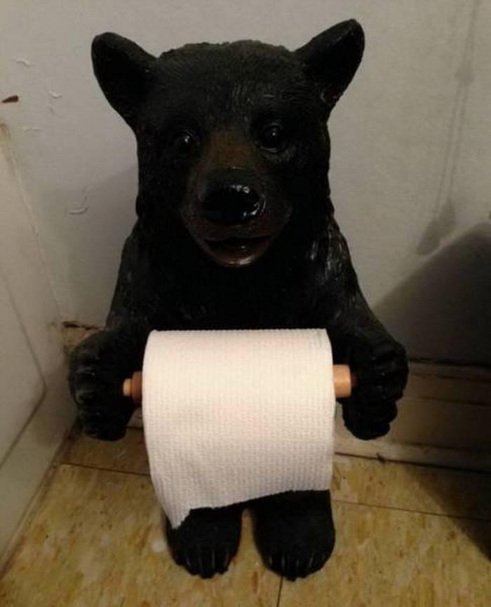 подставка под туалетную бумагу