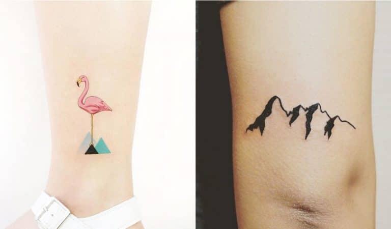 Вдохновляясь минимализмом: 10 прекрасных идей для небольших татуировок… Часть 2