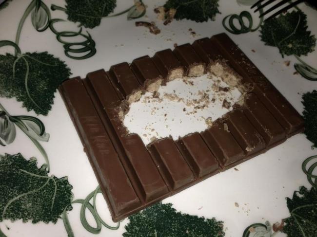 вкусная шоколадка