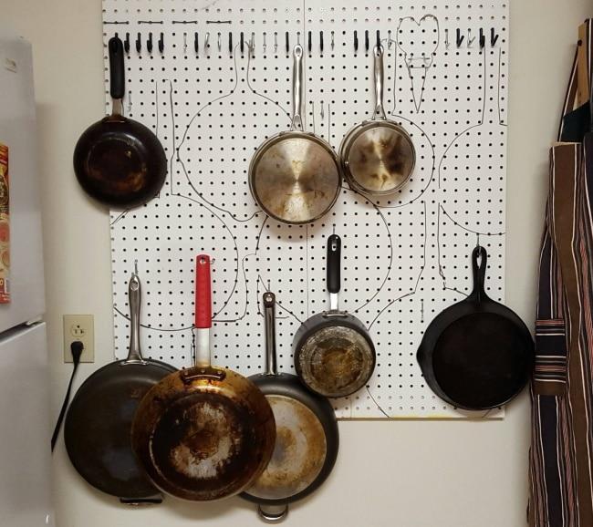 кухонные сковородки
