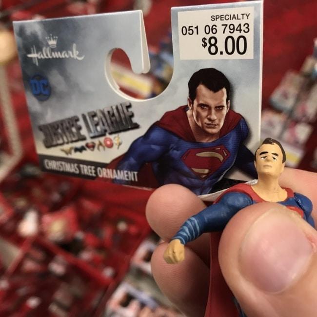 игрушка супермен