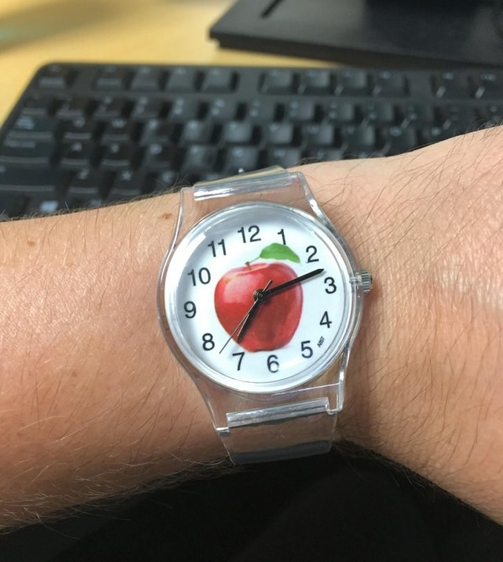apple часы