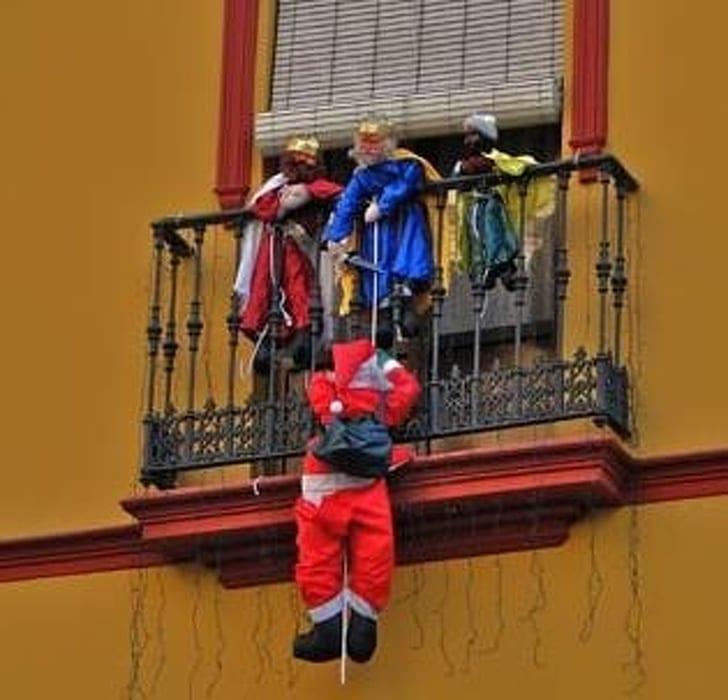 испанский дед мороз