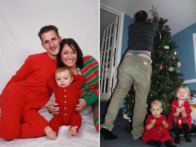 смешные семьи