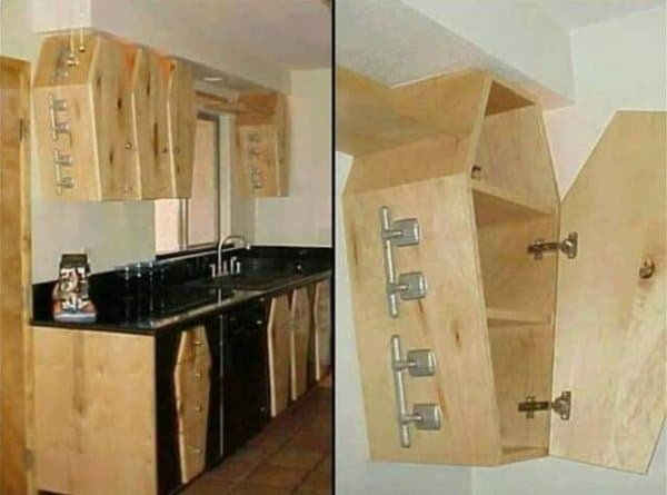 странные шкафы