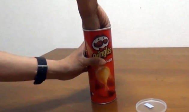 чипсы принглс