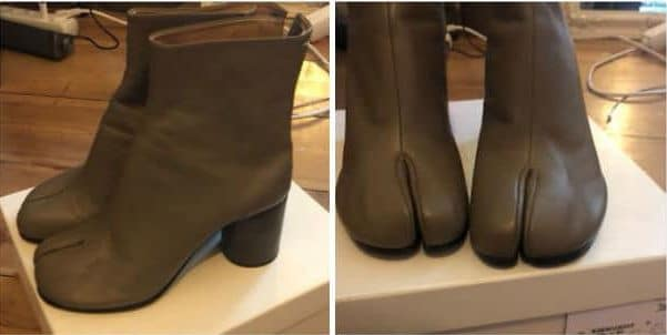 ботинки-копыта