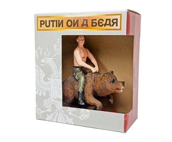 Владимир Путин кукла