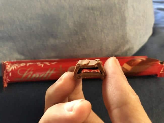начинка в конфете