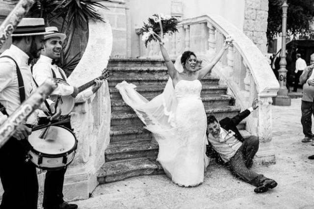 Свадебные фотографии людей, которые любят нестандартный подход во всём! Часть 2 рис 2