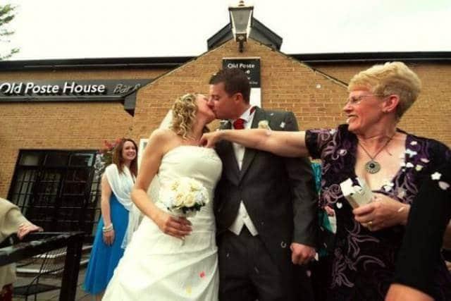 Свадебные фотографии людей, которые любят нестандартный подход во всём! Часть 2 рис 10