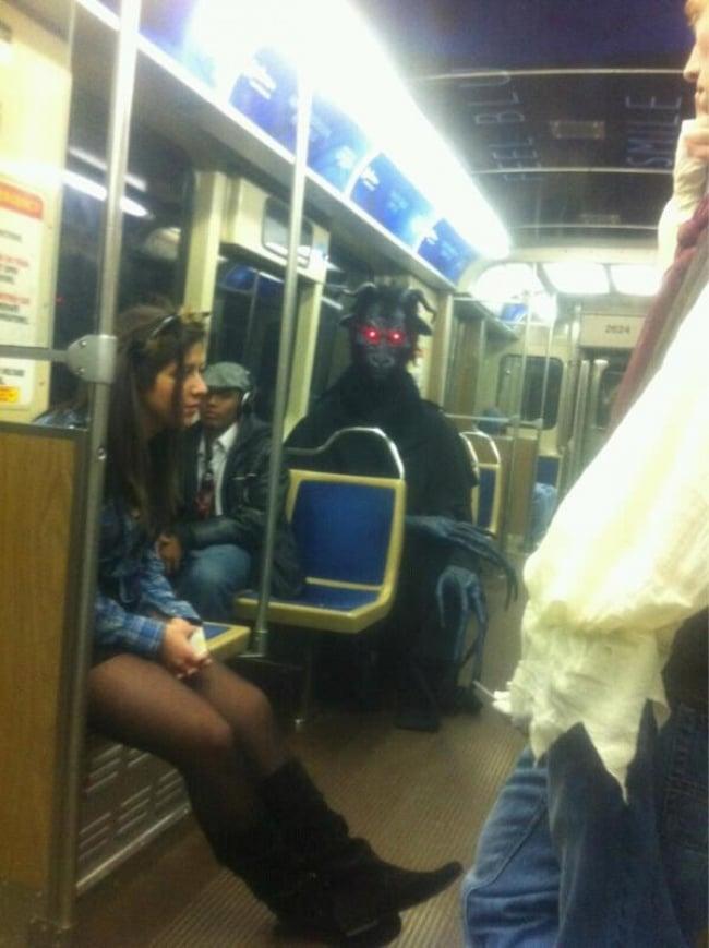костюм дьявола