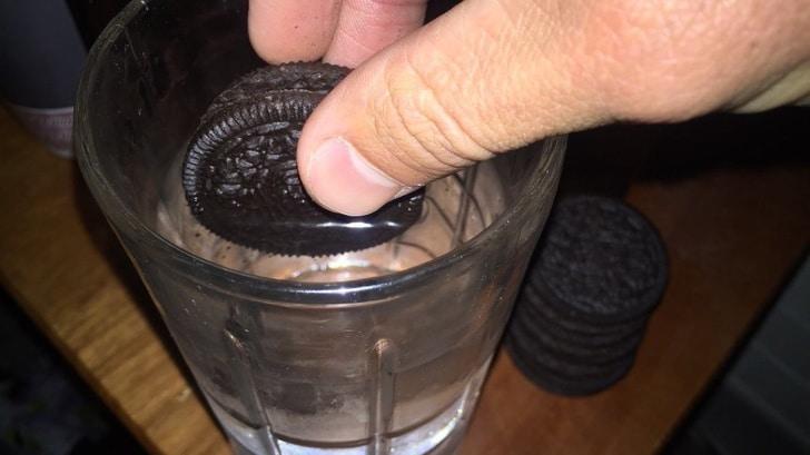 орео с водой