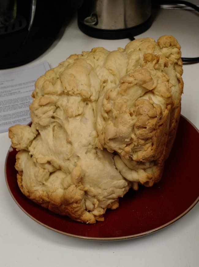 неудачный хлеб