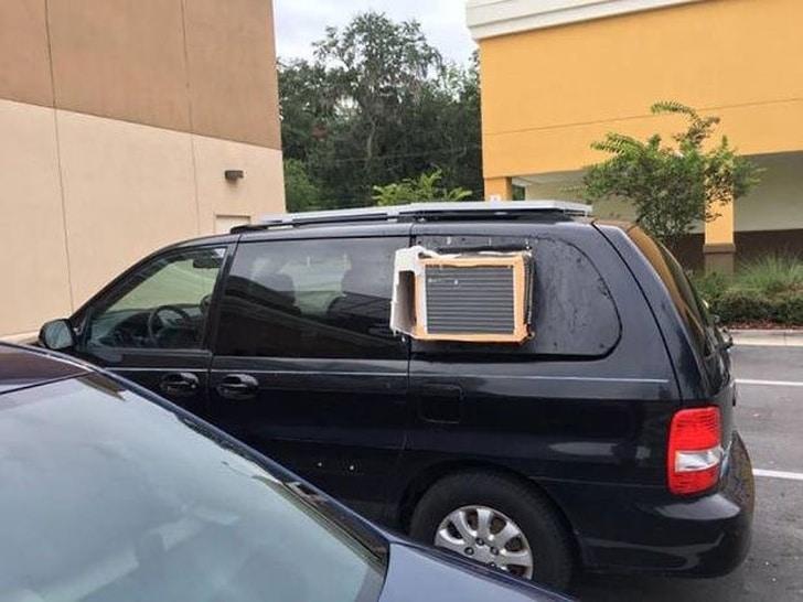 кондиционер в машине