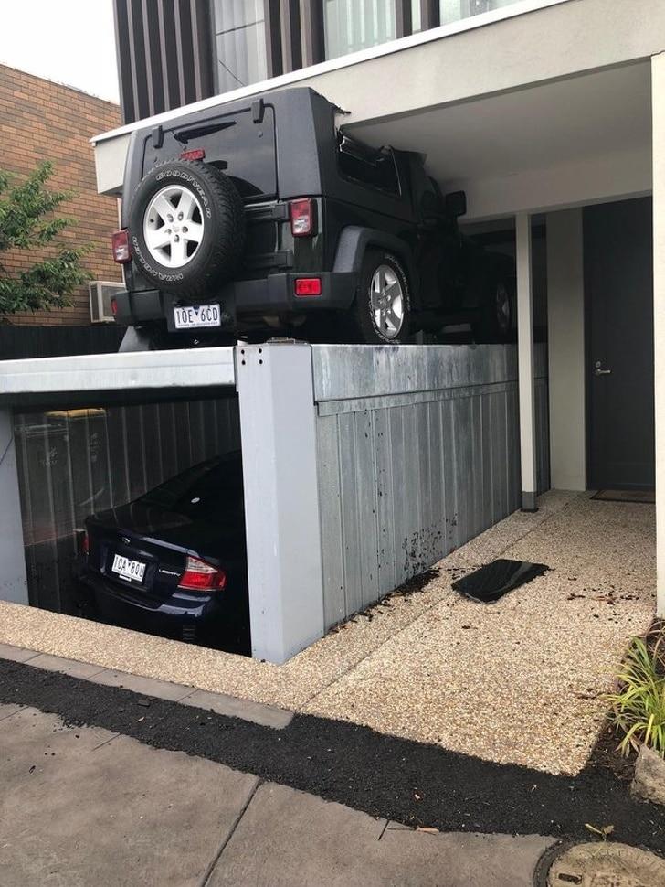 сломалось авто