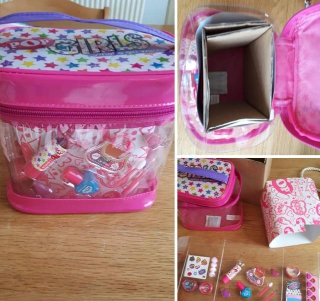 коробка игрушек для девочек