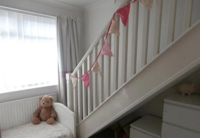 лестница в детской комнате