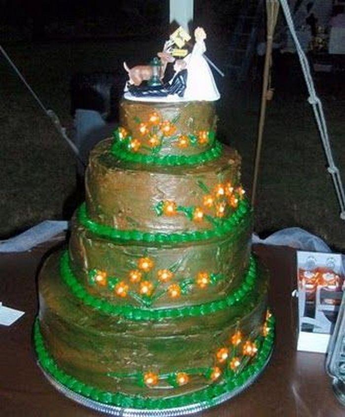 странный торт